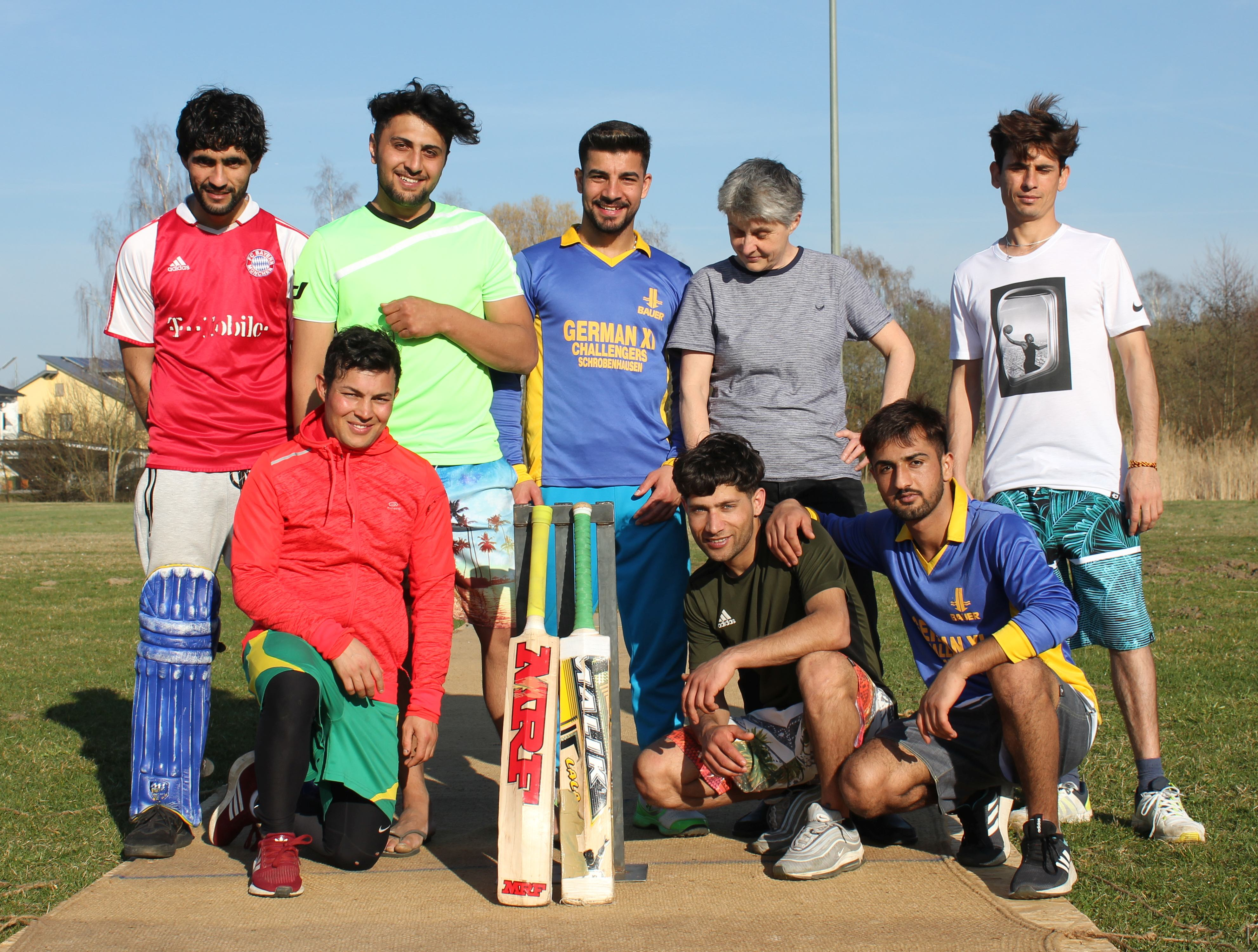 Cricket Mannschaft 2019